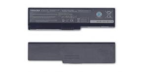Оригинальный аккумулятор Toshiba PA3817U-1BRL 4400mAhr черный