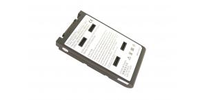 Аккумулятор Toshiba PA3285U 4400mAhr черный