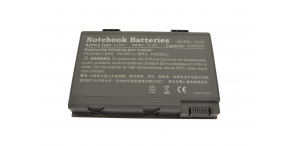 Аккумулятор Toshiba PA3395U 4400mAhr черный - фото 2