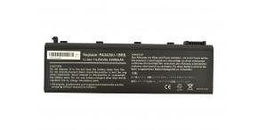 Аккумулятор Toshiba PA3450U 4400mAhr черный - фото 4