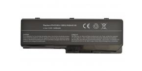 Аккумулятор Toshiba PA3537U 4400mAhr черный - фото 4